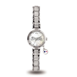 Sparo Atlanta Braves MLB Charm Watch