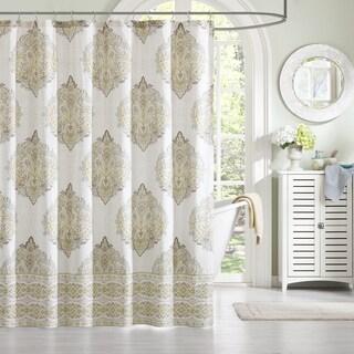 Saratoga Cotton Shower Curtain