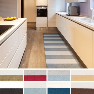 Casual Starr Striped Runner-(2'3 x 7'3)