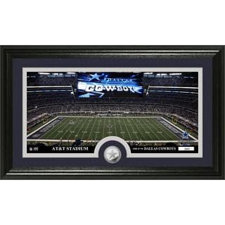 "NFL Dallas Cowboys ""Stadium"" Minted Coin Panoramic Photo Mint"