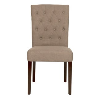Liam Button-tufted Dining Chair (Set of 2)