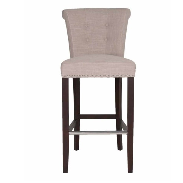 Layla Linen upholstered 30 inch Bar Stool Overstock  : Layla Linen upholstered 30 inch Bar Stool 10be393e 131b 4042 9f62 1e44e8e8c98b600 from overstock.com size 600 x 600 jpeg 11kB