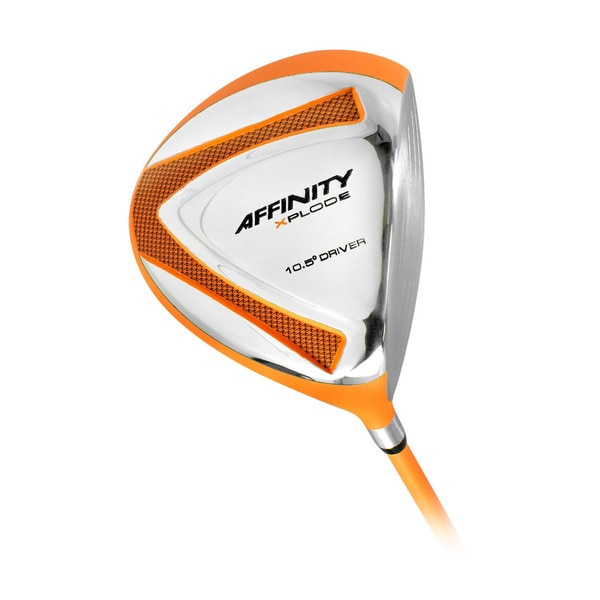 Affinity Golf Xplode Neon Driver 10.5 Men's Right Hand Uniflex