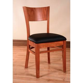 Diva Solid Beech Wood Dining Chairs (Set of 2)