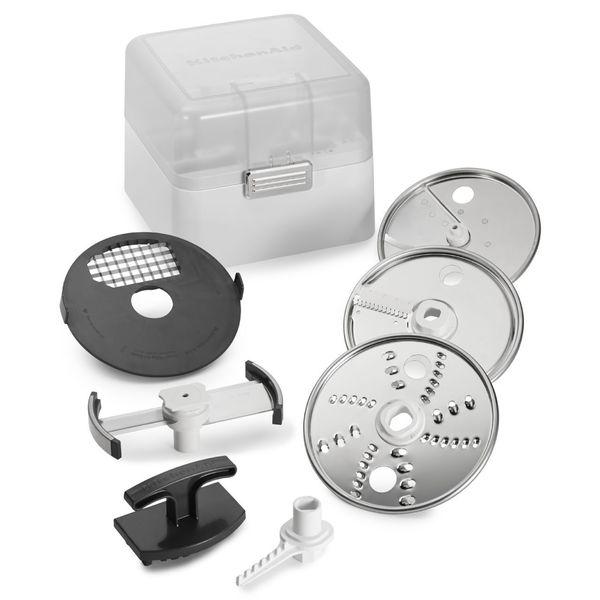 KitchenAid KSMFPAEP Food Processor Attachment Accessory Kit (For model KSM1FPA)