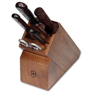 Victorinox Swiss Army Rosewood 7-piece Block Set