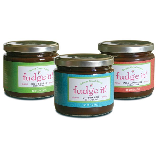 Sweet Carol Anns Fudge It! Gift Box