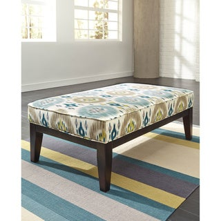 Signature Design by Ashley Brileigh Lagoon Oversized Accent Ottoman