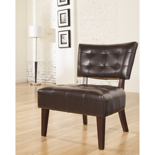 Signature Design by Ashley Showood Chocolate Accent Chair
