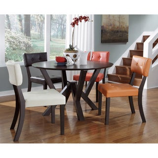 Powell Prism 5-piece Dining Set