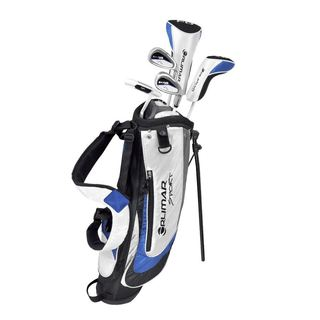 Orlimar VT Sport Junior Complete White /Blue Youth Right Hand Golf Set (Age 9-12)