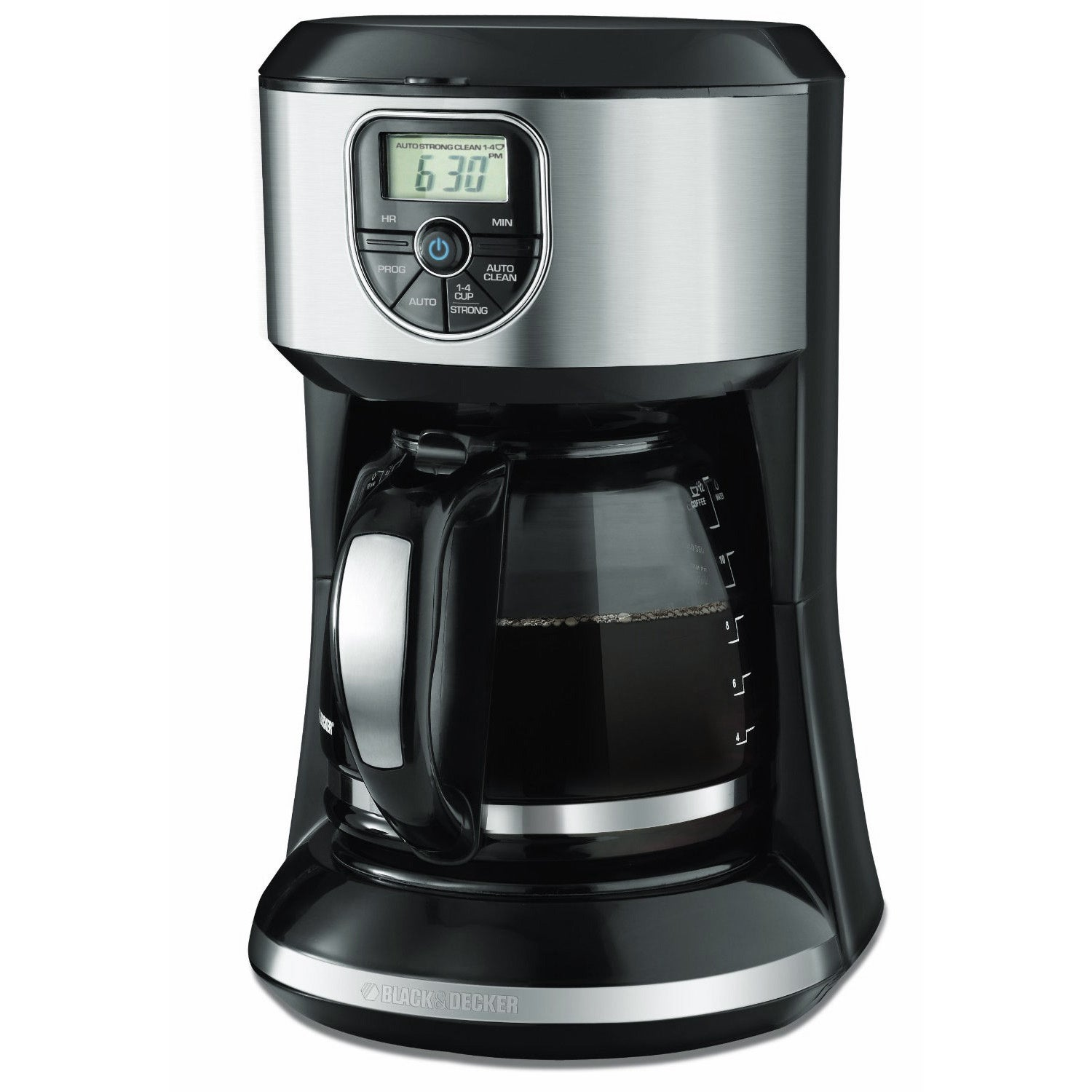 Black and Decker 12-cup Program Coffee Maker - Overstock Shopping - Great Deals on Black ...