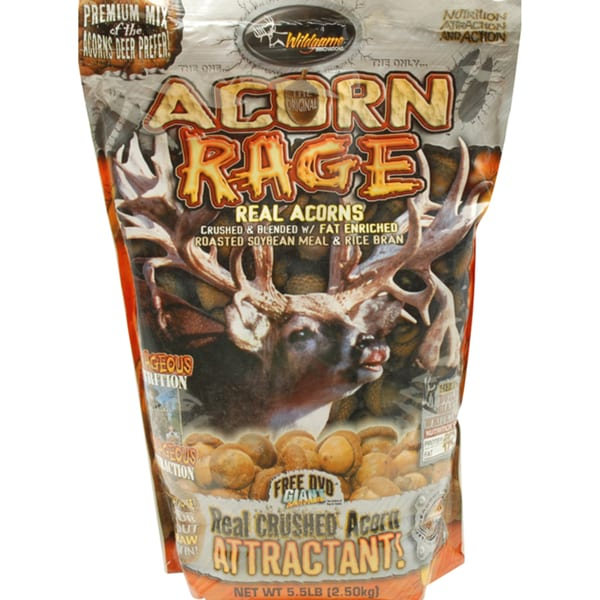 Wildgame Innovations 5.5-pound Acorn Rage