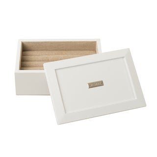Hives & Honey White Keepsake Jewelry Box
