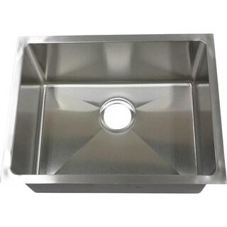 Phoenix PLZ10BG 23-inch 18 Gauge Stainless Steel Undermount Kitchen Sink