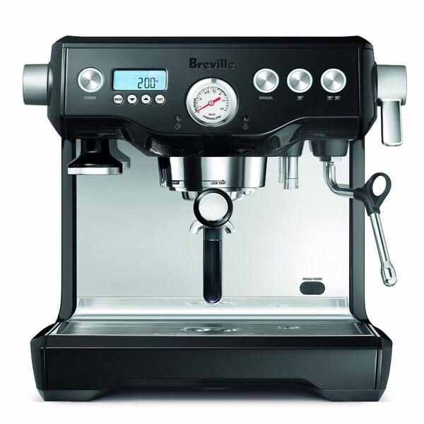 Breville Black Sesame BES920BSXL Dual Boiler Espresso Machine