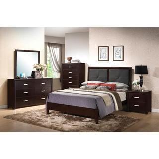 Andrew Panel 5-piece Bedroom Set