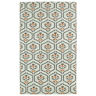 Hollywood Beige Flatweave Rug (9' x 12')