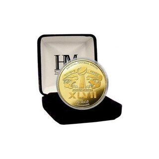 NFL Super Bowl XLVII Flip Coin