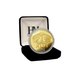 NFL Super Bowl XLVI Flip Coin