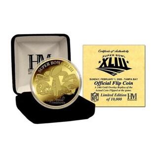 NFL Super Bowl XLIII Flip Coin