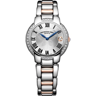 Raymond Women's 5235-S5-01659 Weil Jasmine Watch