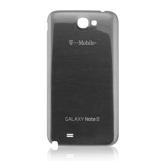 Samsung Galaxy Note II 2 N7100 Verizon Gray OEM Original Battery Door (A)