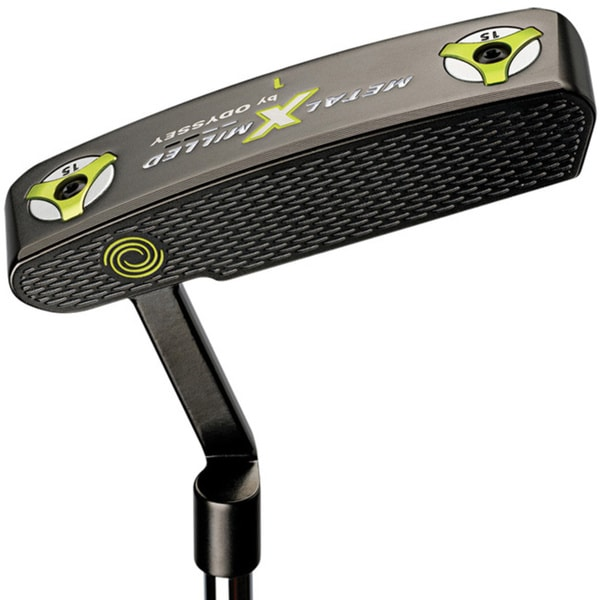 Odyssey Men's Metal-X Milled #1 Putter