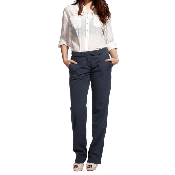 82 Degree Women's Four-pocket Trouser Pants