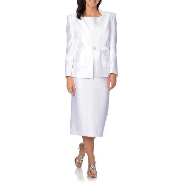 White Skirt Suit For Women 99