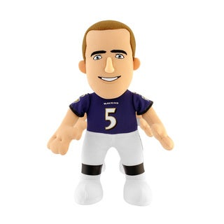 Baltimore Ravens Joe Flacco 10-inch Plush Doll