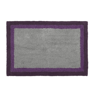 Madison Park Mendocino Bath Rug (20x30)