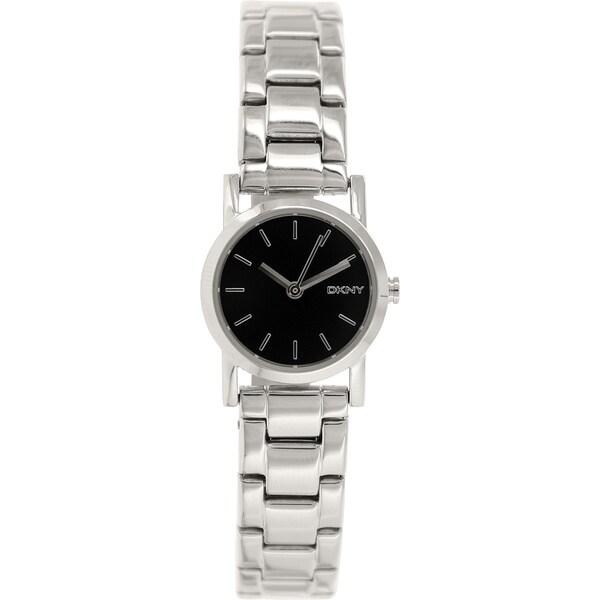DKNY Women's NY2187 Soho Mini Silvertone Watch