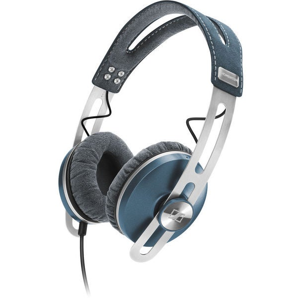 Sennheiser Momentum On-Ear Blue Headphones
