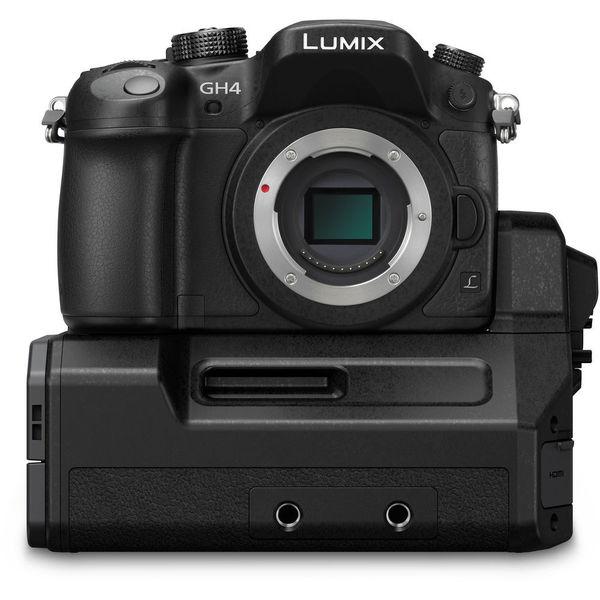 Panasonic Lumix GH4 4K Micro Four Thirds Digital Camera w/Interface Unit