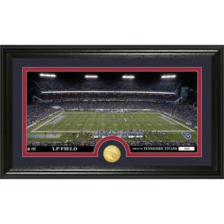 NFL Tennessee Titans 'Stadium' Bronze Coin Panoramic Photo Mint