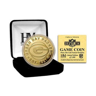 NFL Green Bay Packers 2014 Game Coin