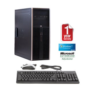 HP Compaq 8100 Elite Intel Corei5 3.2GHz 1TB MT Computer (Refurbished)