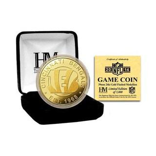 NFL Cincinnati Bengals 2014 Game Coin