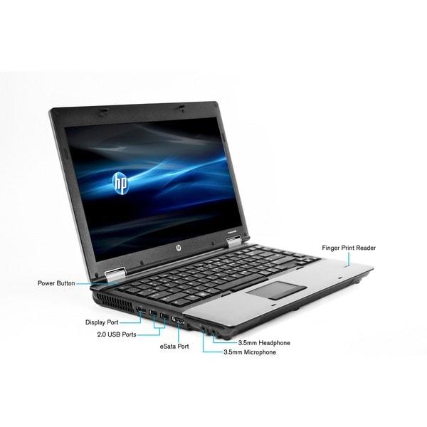 HP Probook 6455B AMD Ph2X2 2.8GHz 250GB 14.1-inch Laptop Computer