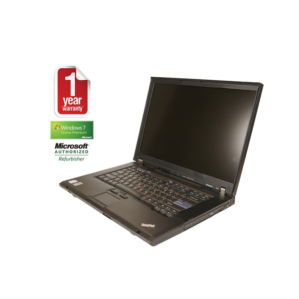 Lenovo ThinkPad T61 Intel Core2Duo 2.0GHz 320GB 15.4-inch Laptop