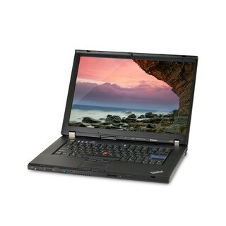 Lenovo ThinkPad T500 Intel Core2Duo 2.4GHz 128GBSSD 15.4-inch Laptop