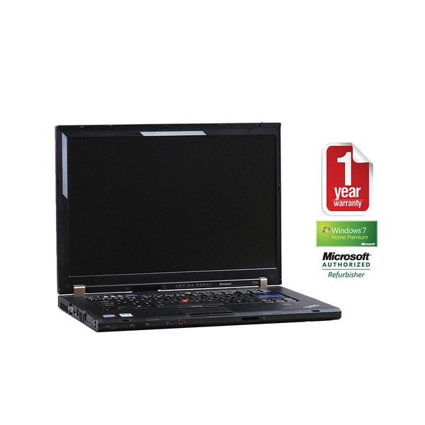 Lenovo ThinkPad T61 Intel Core2Duo 2.0GHz 750GB 14.1-inch Laptop