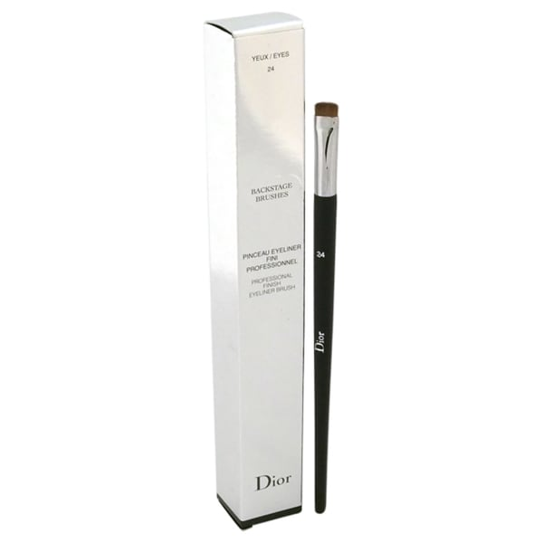 Dior Backstage Brushes Professional Finish #4 Eyeliner Brush