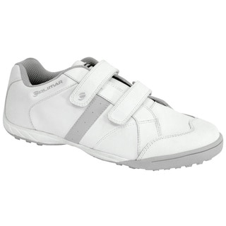 Orlimar 2014 Men's Palm Springs White/ Silver Golf Shoes