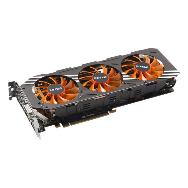 Zotac ZT-90204-10P GeForce GTX 980 Graphic Card - 1.17 GHz Core - 1.2