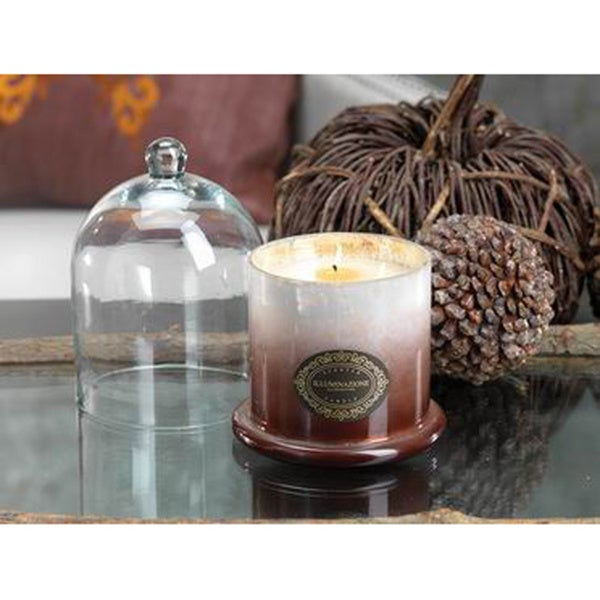 Domed Candle Jar