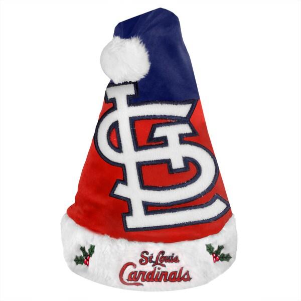 St. Louis Cardinals Colorblock Santa Hat 13991151