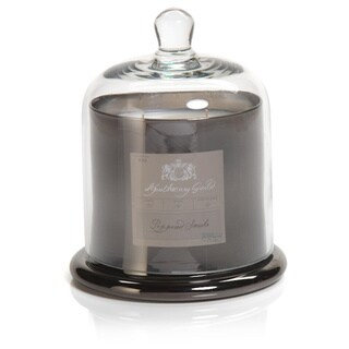Apothecary Guild Scented Candle Jar with Glass Dome