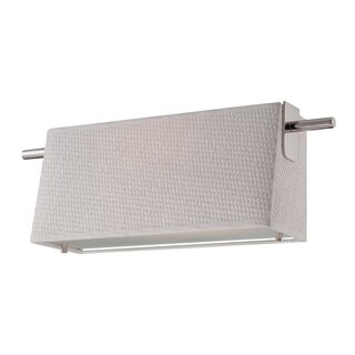 Nuvo Claire 1-Light LED Vanity